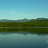 L to R, Mount Whiteface, Mount Passaconaway and Mount Paugus.
