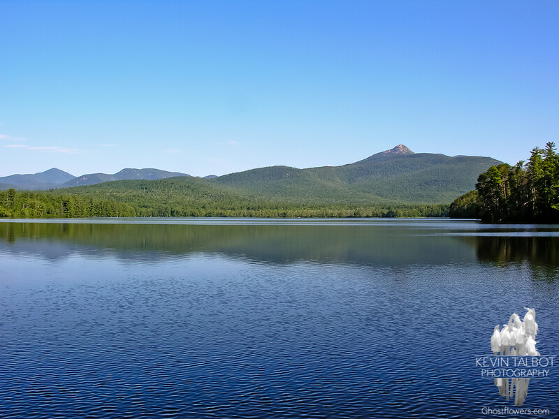 Obligatory shot of Mount Chocorua.