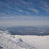 View west to Franconia Ridge.