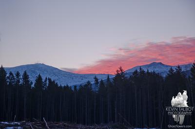 Mount Washington/ Mount Jefferson 3/12/12