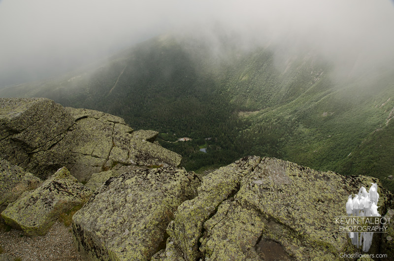 Down to Hermit Lake from Lion Head.