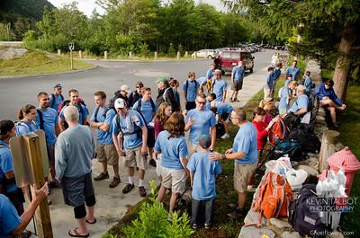 Mount Washington: Paul Perry Memorial Hike 7/30/2011