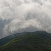Rolling clouds over Boott Spur 1.