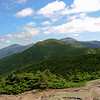 First view towards Mount Washington from the Crawford Path.