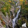 Autumn falls on Ammonoosuc River.