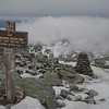 Top of Tuckerman Ravine Trail