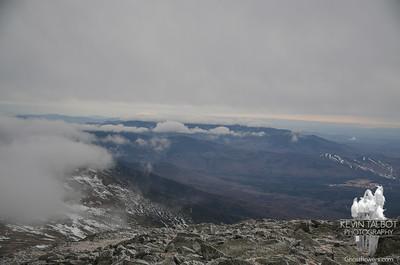 Towards Franconia Ridge
