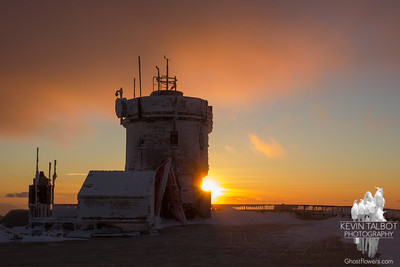 Mount Washington Observatory Volunteer 3/11-19/2015