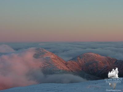 Mount Washington Observatory Volunteer 11/21-28/07