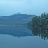 November 21, 2007. Obligatory stop at Chocorua Lake on the way up.