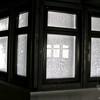 11/23-Windows in the rotunda of the Sherman Adams Building.
