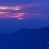 Sunrise over Mount Height.