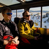 Brian and Ryan, Mount Washington Observatory Weather Observers.