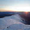 Sunset on the Southern Presidentials 1.