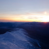 Sunset on the Southern Presidentials 2.