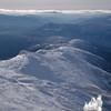Nearest to farthest: Mount Monroe, Mount Eisenhower, Mount Pierce and Mount Willey.