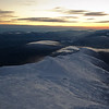 Sunset over the Southern Presidentials 6.