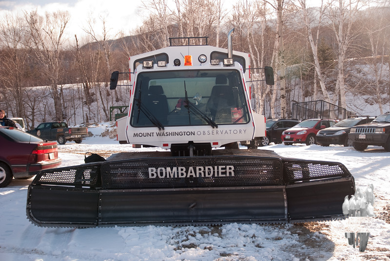 The Bombardier.