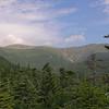 Looks like a beautiful day! L to R Lion's Head, the summit dome of Mount Washington and Huntington Ravine.