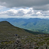 View back to Nelson Crag and the Carter Range beyond.