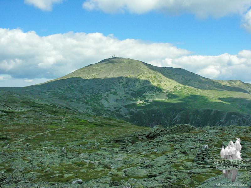 Mount Washington from Boott Spur.