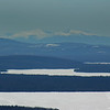 From Bald Mountain, Oquossoc, Maine