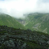 A glimpse into Tuckerman Ravine.