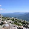 View northeast of the Mahoosuc Range.