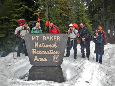 2017.05.30 - 06.01: Mt. Baker