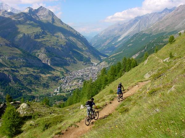 Switzerland Mountain Bike Gallery