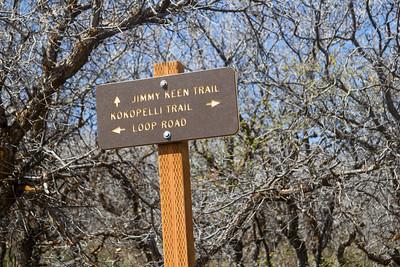 Jimmy Keen Trail