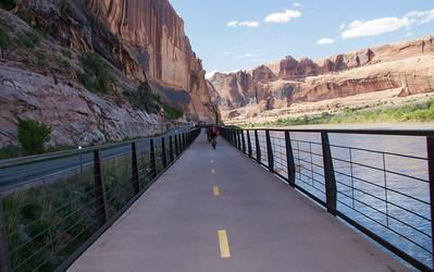Colorado River Path