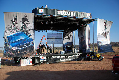 The Suzuki Stage