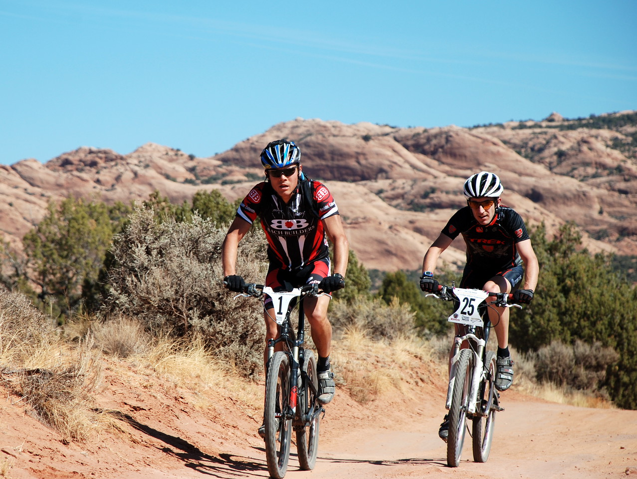 Josh Tostado and Kelly Magelky Leading to Solo Men