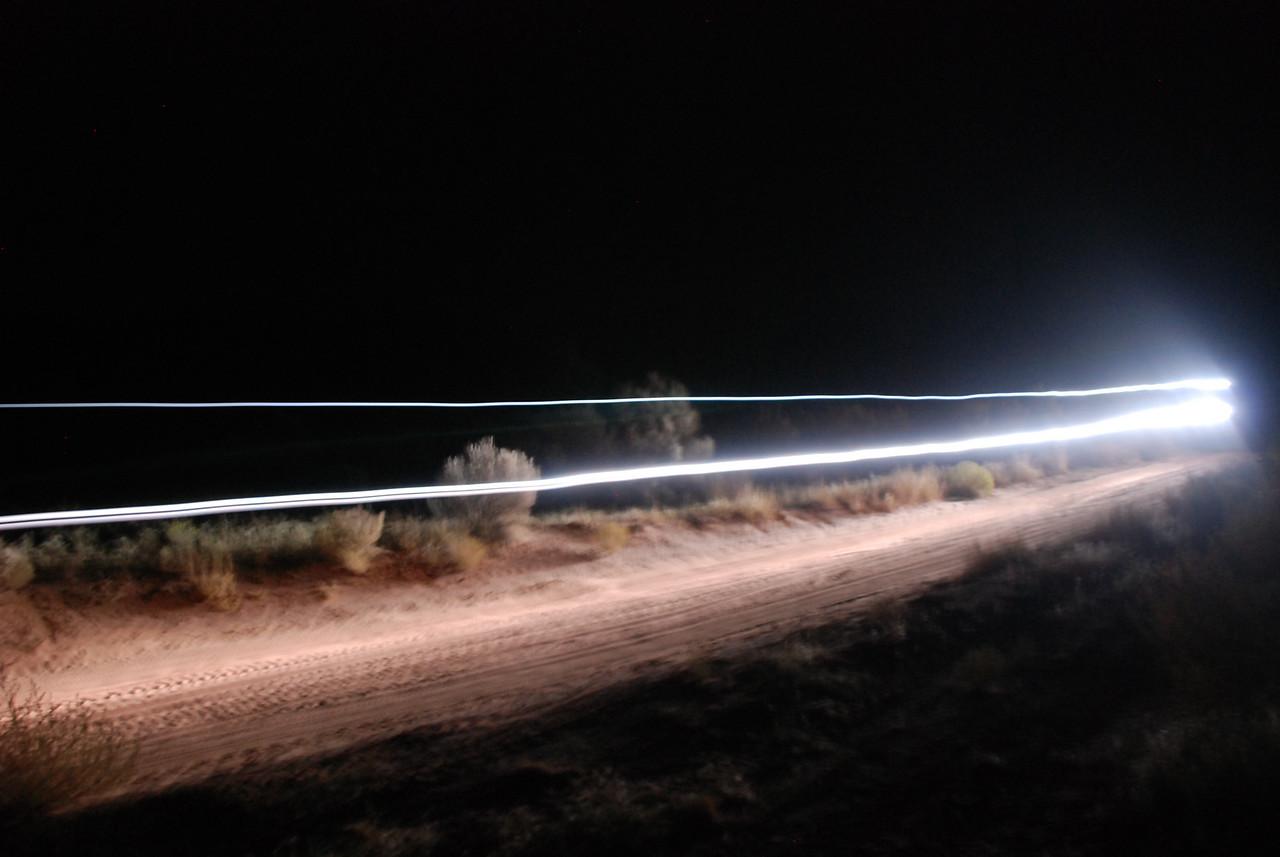 Lights Through the Night