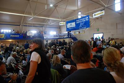 Leadville 100 Racer Meeting