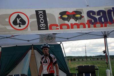 Phil Schweizer Owner of Koobi Saddles - 24 Hours of eROCK 2010