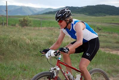 Cathy Cramer - Womens Solo Winner 24 Hours of eROCK 2010