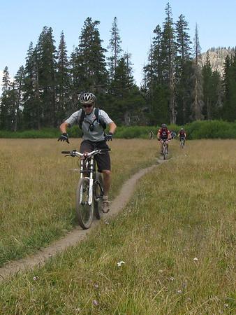 Big Meadow - August 2008
