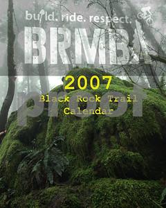 2007 Black Rock Calendar