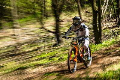 Deni Tosheva, Mountain biking, Botevgrad, 2021