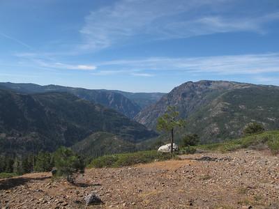 Donner Peak September 2011