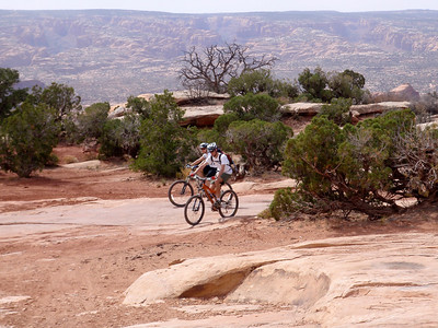 Gold Bar Rim Singletrack