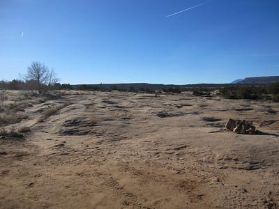 Guacamole Trail, Southern UT - 11/23/2012
