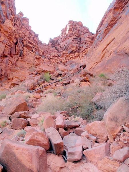 Jacob's Ladder Near Moab, UT