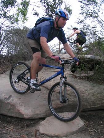 MWMTB Social Ride Manly Dam 15/1/06