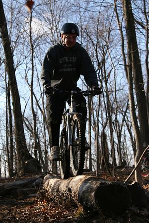 MTB Practice Tourne Park, NJ - 3/12/2007