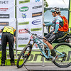 at Britsh Enduro Series, R4 Eastridge, England on 14/08/2016 by Dan Wyre Photography which can be found at Copyright 2016 Dan Wyre Photography, all rights reserved Man pulled from the sea.