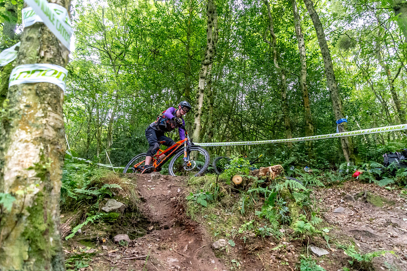 at Britsh Enduro Series, R4 Eastridge, England on 13/08/2016 by Dan Wyre Photography which can be found at Copyright 2016 Dan Wyre Photography, all rights reserved Man pulled from the sea.
