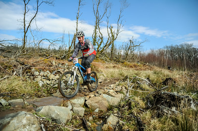 David MCKENDRY  Welsh Enduro Series Round 1 Copyright 2016 Dan Wyre Photography, all rights reserved This Image can be Purchased from www.danwyrephotography.co.uk